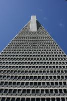 Transamerica's Tower by Dr-J-Zoidberg