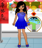 Character - Claudia - Formal by mizz4getful