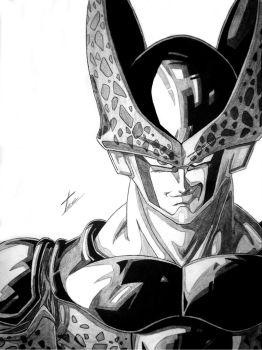 Perfect Cell by EckoSlime