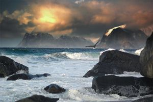 Seascape by steinliland