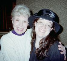 Me and Betsy Palmer by DreamRevolution