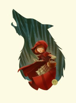 Red Riding Hood by mikemaihack