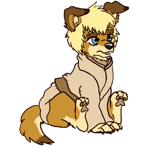 Anakin pup by Toshiko-paws