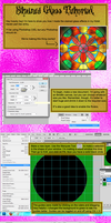 Stained Glass Tutorial by TheDemonSurfer