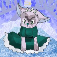 Entry: Winter Gown by AquaDewRose