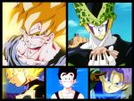 my fave dragonball z characters by yugiohlover911