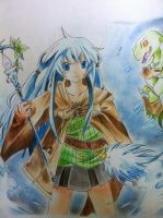 Eria The Water Charmer by TheGaboefects