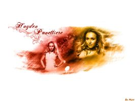 Hayden Panettiere by My-or