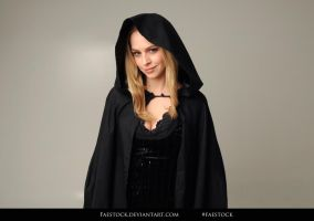 Alvira - Witch Portrait Stock3 by faestock