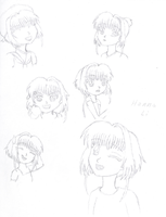Hanna Faces by WinxC1ub