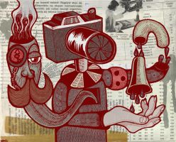 Mr. Photographer by raphis