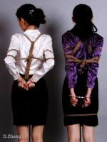 Rope and Cuffs 6 by D-ZHANG-PHOTOGRAPHY