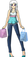 Ilya Shopping by Lyra-Elante