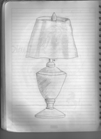 Lamp by crocrus