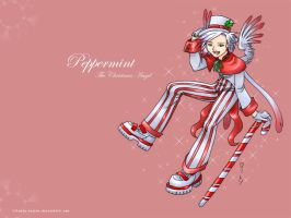 New Peppermint WP by Titanix-Avalon