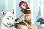Follow The Wolf: Details by LOYProject