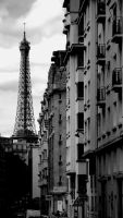 the Eiffel tower in the XV? by tomlegourrierec