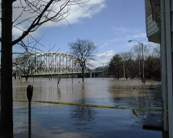 04-04-05 Delaware River Flood1 by DarkPhazon395