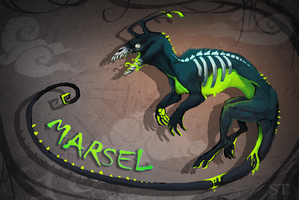 [CLOSED] Adopt Auction - MARSEL by Terriniss