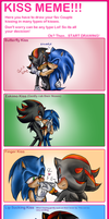 SONADOW Kiss MEME by ShotsOfSunshine