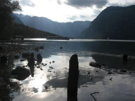 Bohinj Lake IV by Oshunx