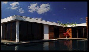 Modern house by 1995levente