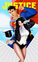 DC JUSTICE by RisQ55