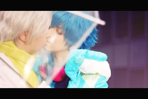 ClearxAoba - Kiss by MiwaChi