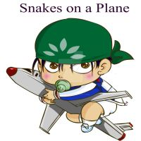 Kaidoh On A Planes by digikolobong