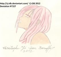 Lightning - Claire Farron by CJ-DB