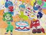 LycoRogue's Inside Out Birthday Party by ChibiSunnie