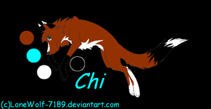 Chi adopted by LoneWolf-7819