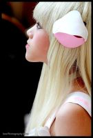 Chobits-chi cosplay by ZevyLily