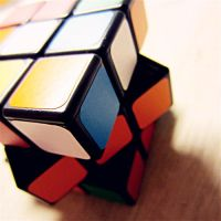 Magic cube by CathyDong