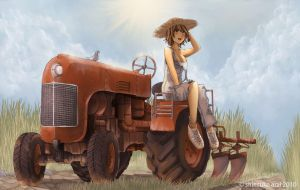 Tractor_01 by dead-robot
