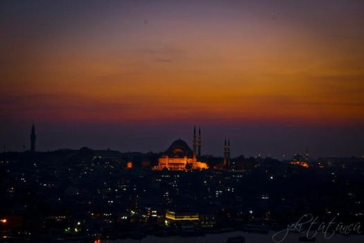 Istanbul by zeci