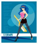 Jem: Stormer -1- by lsyw