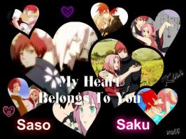 SasoSaku Forever by wow1076