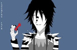 Request 7: Laughing Jack by HomNomsterXD