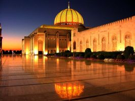 The Reflected Dome by Dovaneh