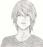 Pretty Light Yagami by Sibel82