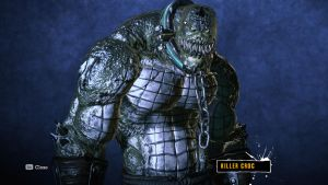 Killer Croc Batman Arkham Asyl by dok-k
