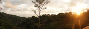 Panorama Costa Rica by redxpoison
