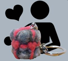 Weighted Companion Cube by StCoraline