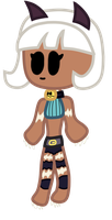 Chibi Ms Fortune 1 Colour by Subscriber01236