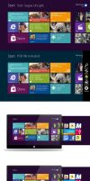 Windows 8  Realistic Concept by MetroUI