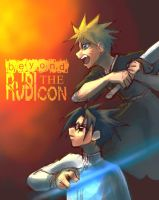 Naruto:Beyond the Rubicon by ahnline