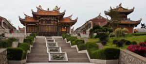 A-Ma cultural village by Roland3791