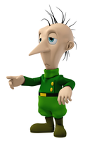 Classic Snively by JoeAdok
