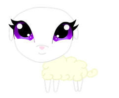 RQ: Sheep pet by FreeFlyingAngel